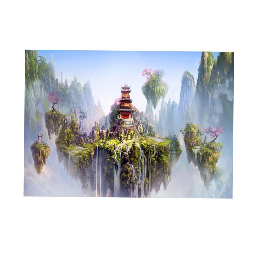 3D-High-Definition-Background-Paper-Wallpaper-Decor-for-Aquarium-Fish-Tank thumbnail 77