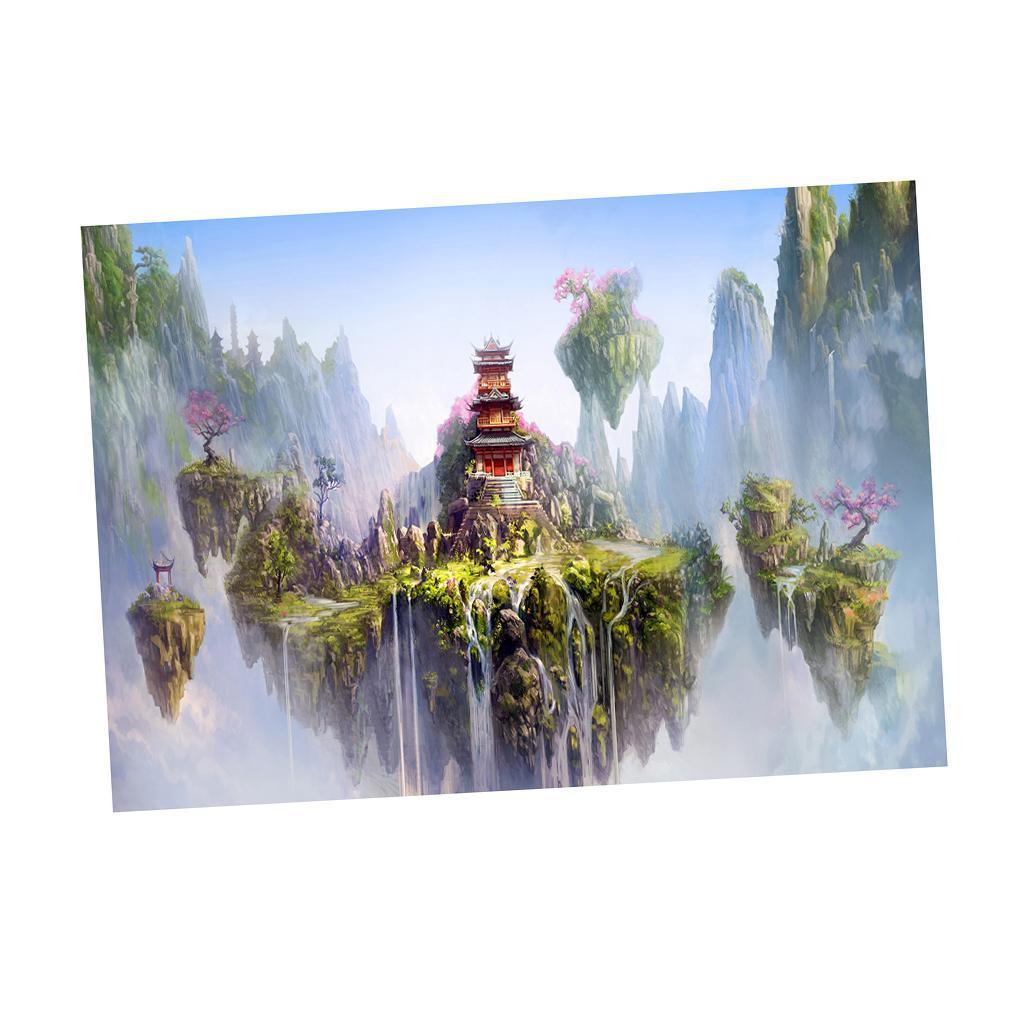 3D-High-Definition-Background-Paper-Wallpaper-Decor-for-Aquarium-Fish-Tank thumbnail 78