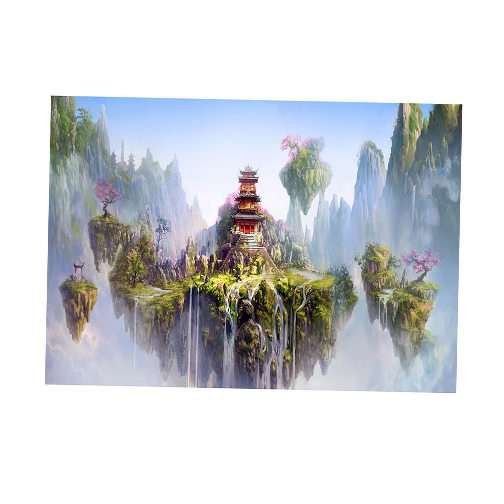 3D-High-Definition-Background-Paper-Wallpaper-Decor-for-Aquarium-Fish-Tank thumbnail 79