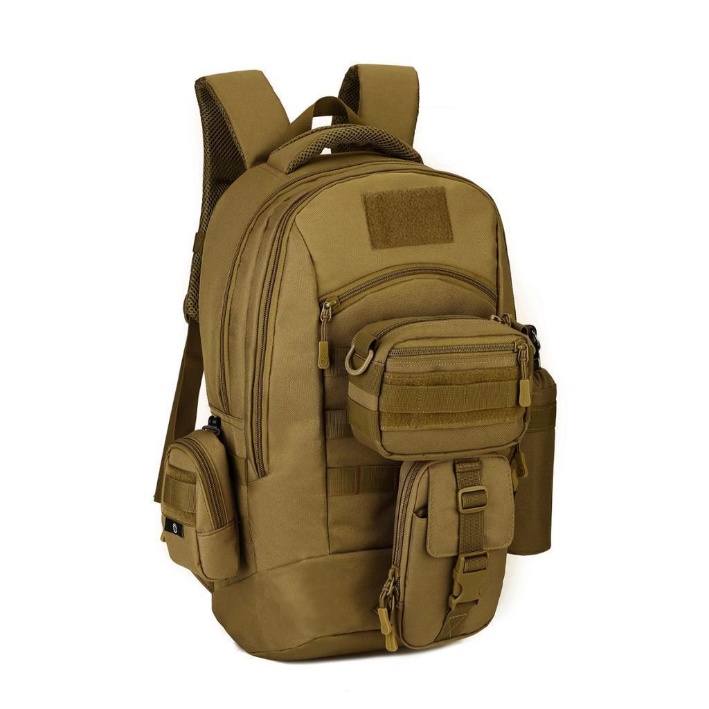 35L-Molle-Outdoor-Utility-Bag-Rucksacks-Camping-Hiking-Trekking-Cycling-Backpack thumbnail 12