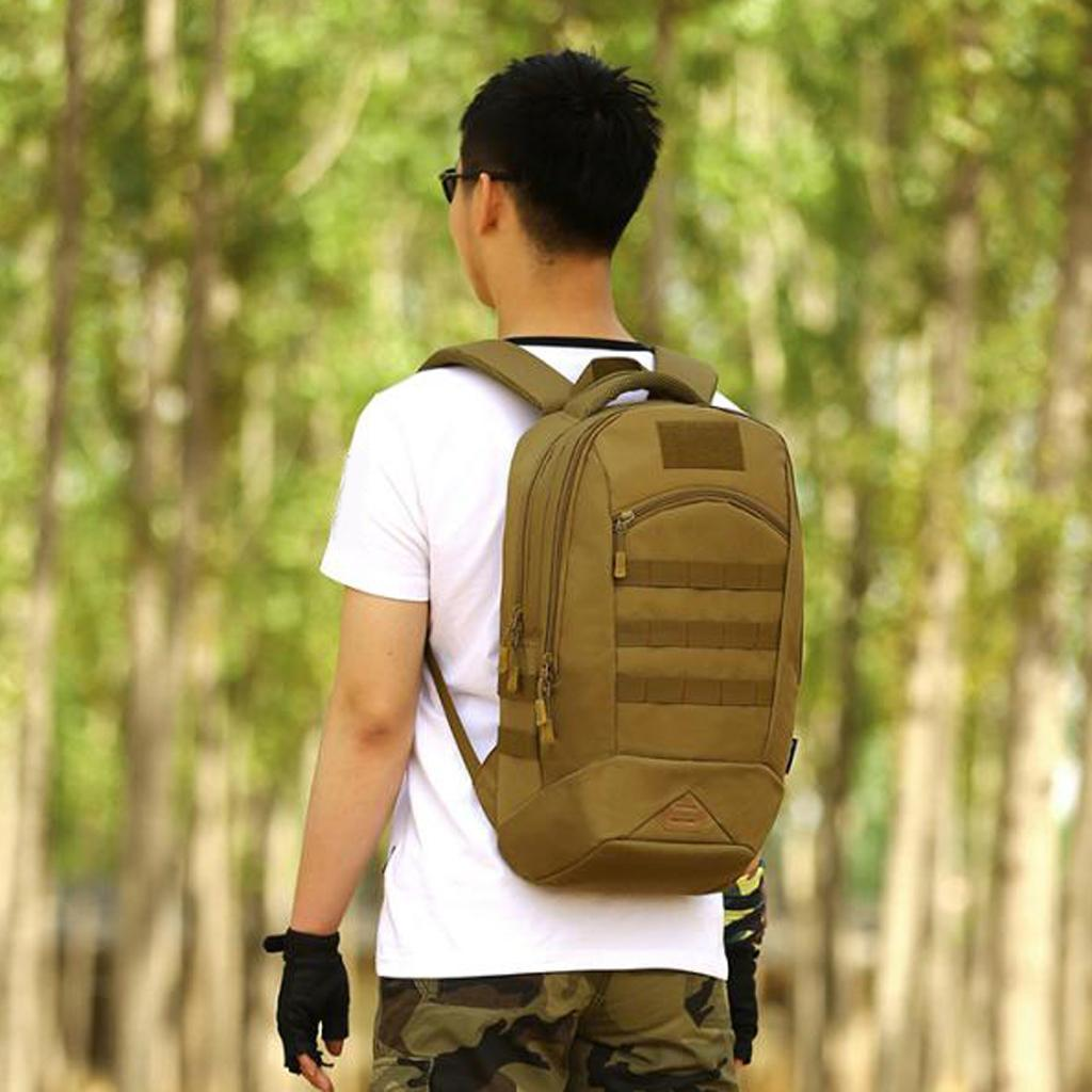 35L-Molle-Outdoor-Utility-Bag-Rucksacks-Camping-Hiking-Trekking-Cycling-Backpack thumbnail 8
