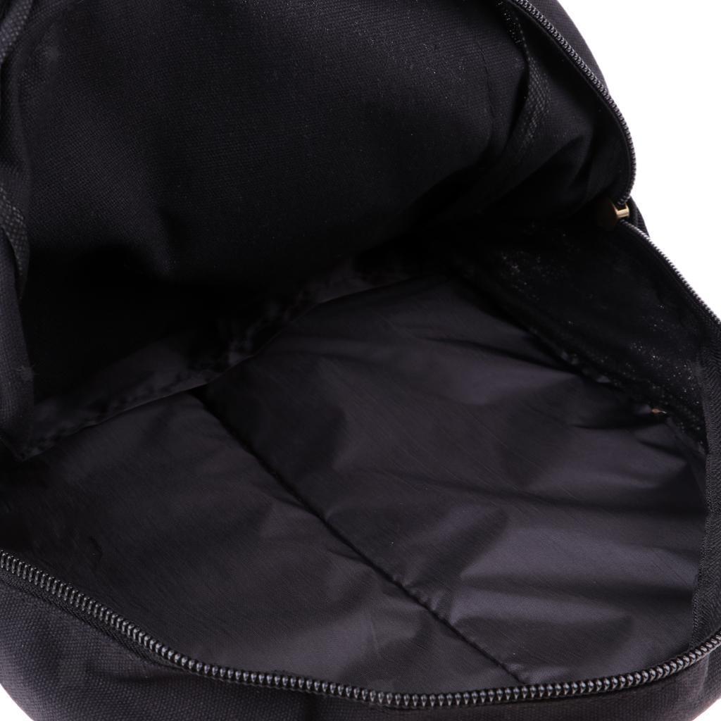 Sac-a-dos-En-Toile-Sac-D-039-ordinateur-Portable-Cartable-Pack-De-Sport-En miniature 22
