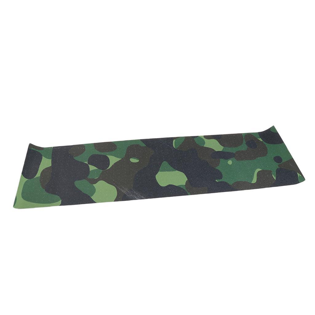 Tape-Grip-di-Skateboard-Impermeabile-Antiscivolo-Professionale-Deck-a-Carta miniatura 15