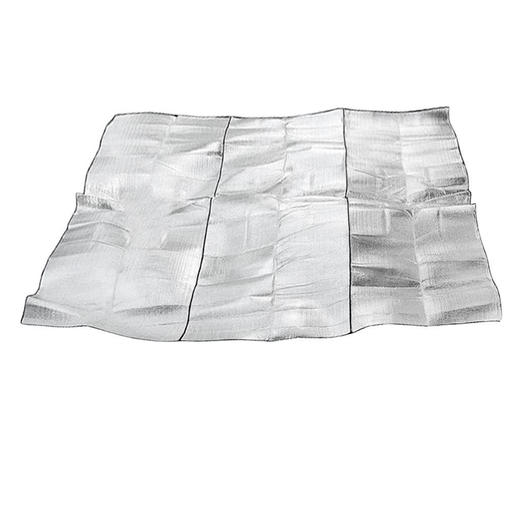 Insulated Aluminium Foil Foam Mat Outdoor Camping Ground
