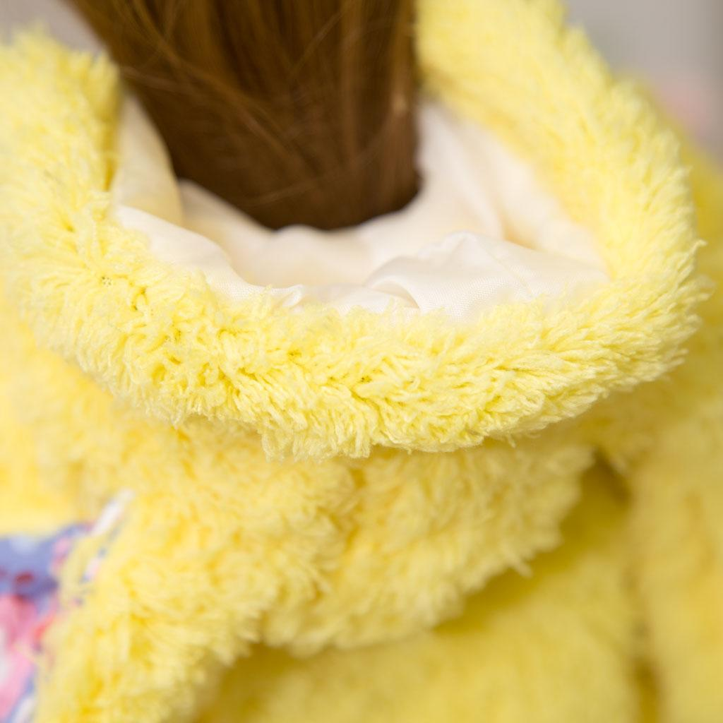 BJD-Doll-Bunny-Coat-for-1-3-SD-DELF-DOT-Dollfie-Doll-Clothes-Accessory thumbnail 8