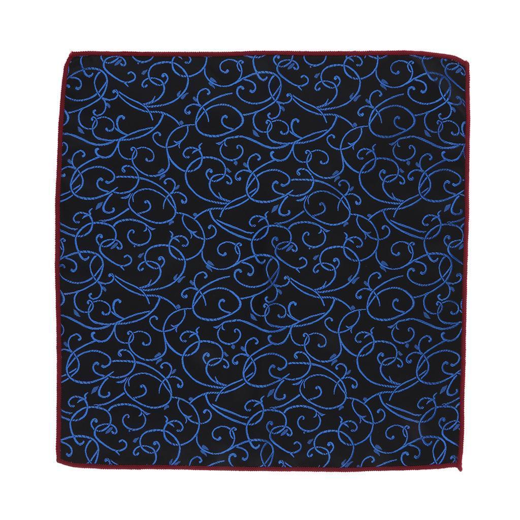 5pcs-fazzoletti-da-taschino-per-fazzoletti-da-uomo-Fazzoletti-decorativi miniatura 26