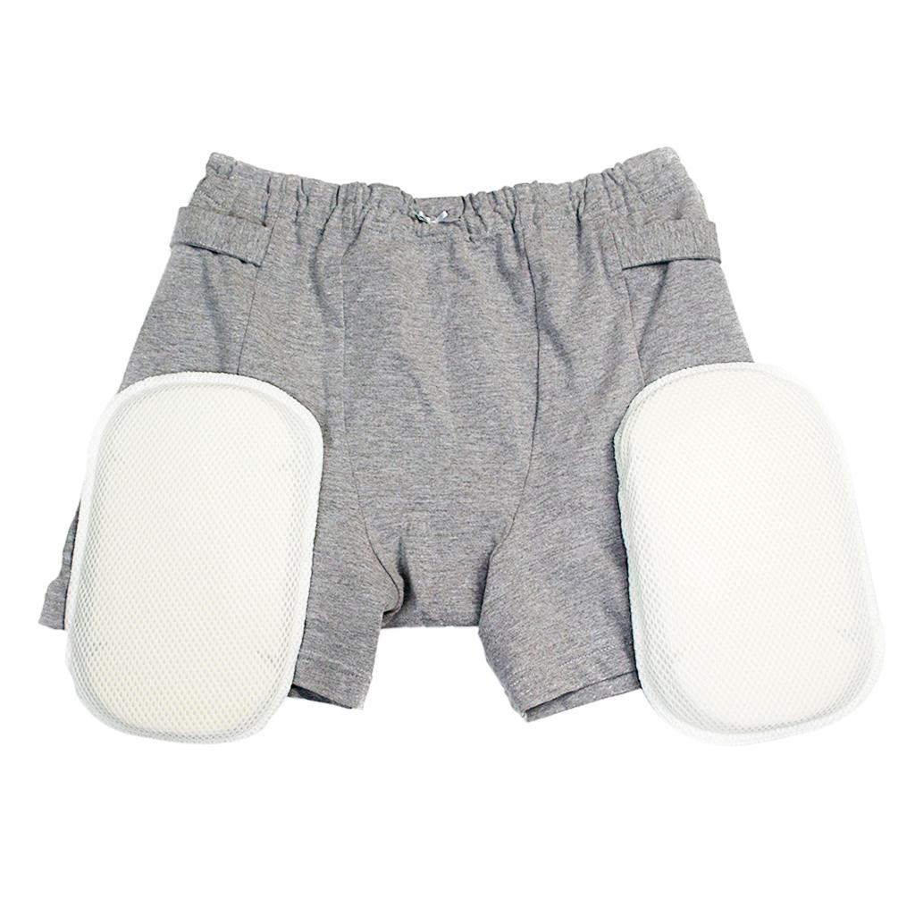 Hip Fractures Protector Pant Support Shield Fall Prevention Women Elderly XL