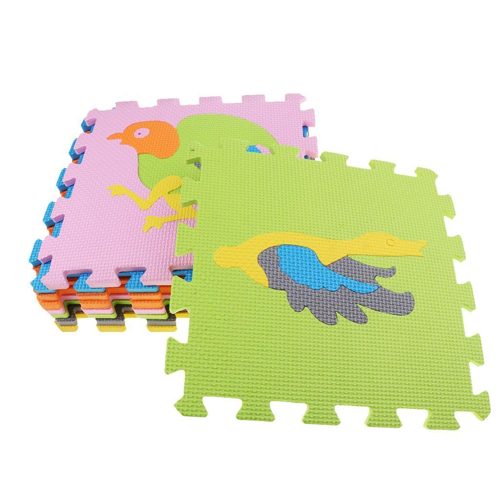 Eva Soft Foam Floor Play Mats Tiles Children Kids Nursery