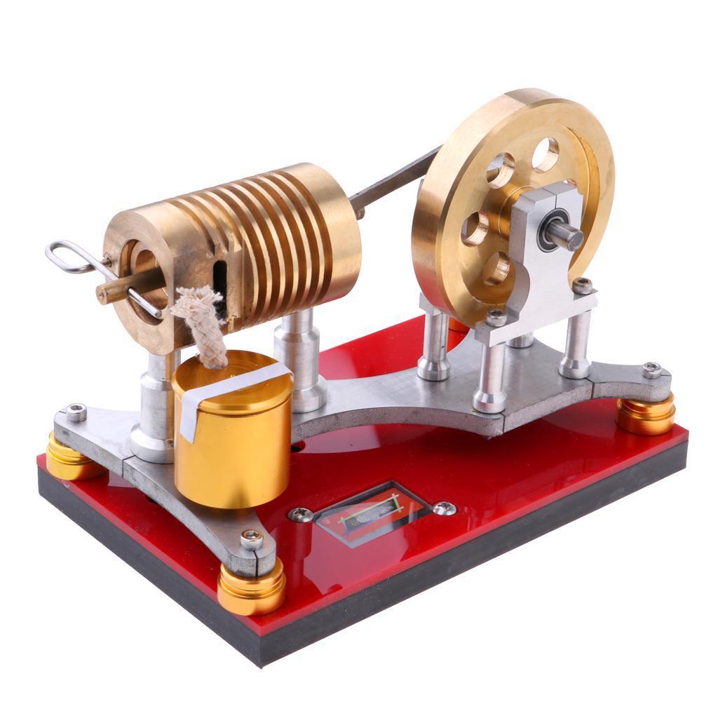 Motore Modello Stirling Motor Thermal Power Generator Giocattolo Di