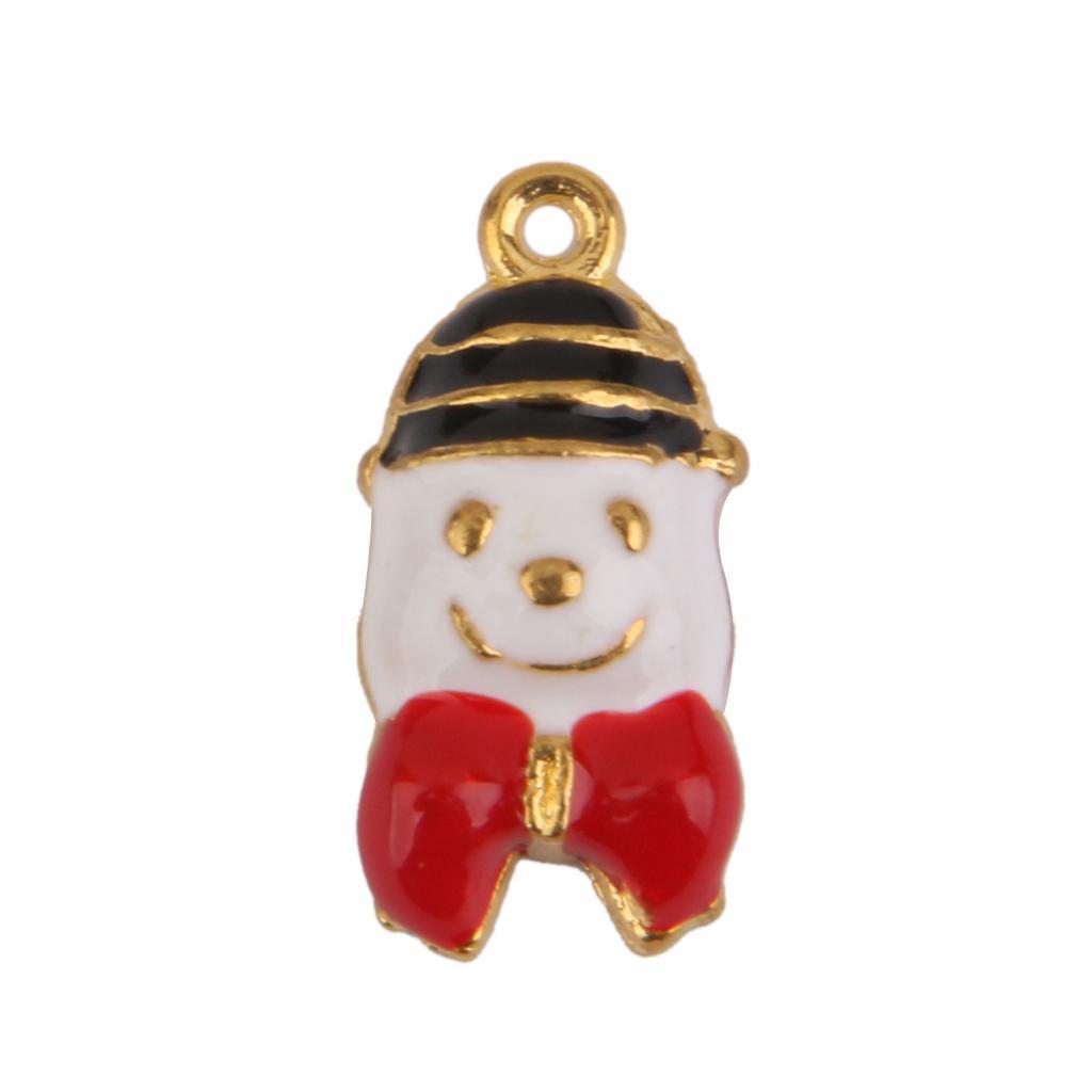 Pendentifs-Breloques-Charms-pour-Bijoux-Collier-Bracelet-DIY-Artisanat miniature 3