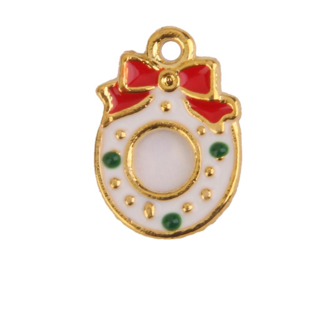 Pendentifs-Breloques-Charms-pour-Bijoux-Collier-Bracelet-DIY-Artisanat miniature 7