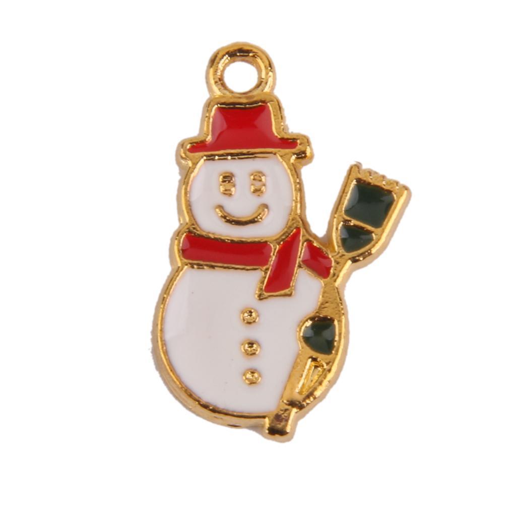 Pendentifs-Breloques-Charms-pour-Bijoux-Collier-Bracelet-DIY-Artisanat miniature 8