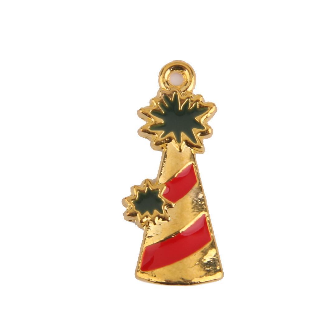 Pendentifs-Breloques-Charms-pour-Bijoux-Collier-Bracelet-DIY-Artisanat miniature 9