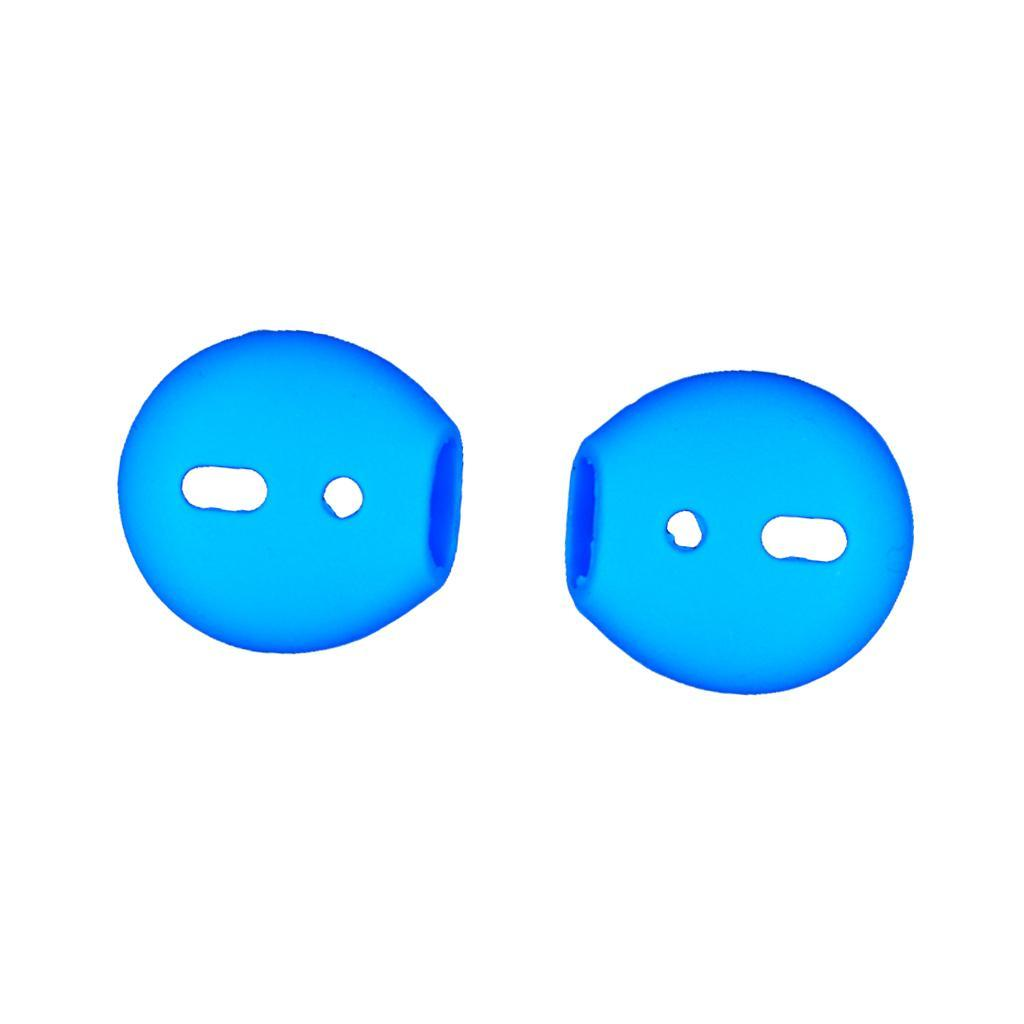 Pair Silicone Earbuds Tips Eartips for Apple AirPods