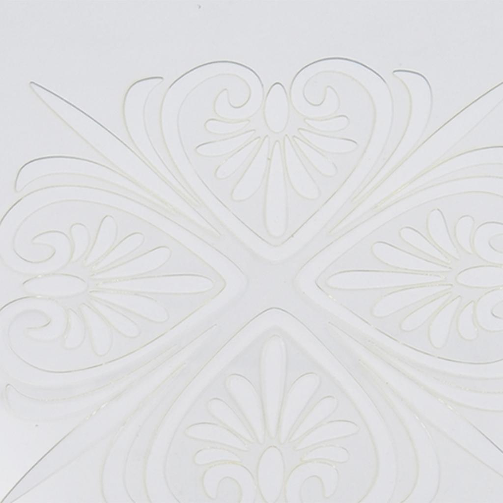 Reusable-Wall-Painting-Stencil-Home-Upholstery-DIY-Template-Flower-Pattern thumbnail 6