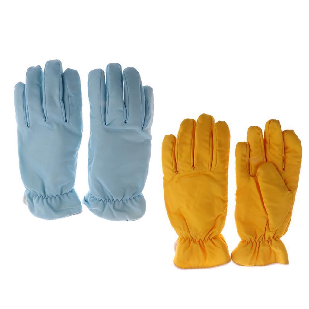 Sport Snow Gloves: Unisex Winter Sport Gloves Waterproof Thermal Ski