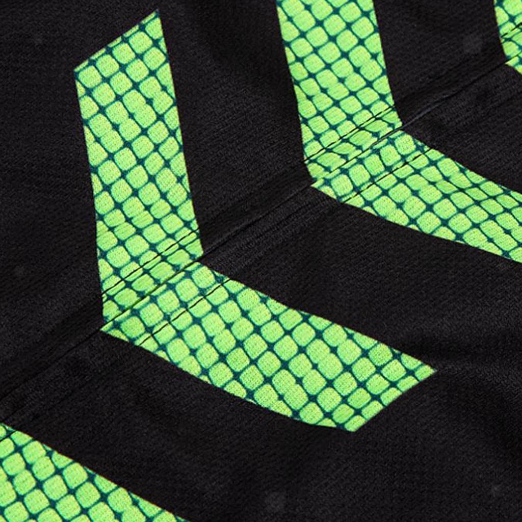 Homme-Maillots-De-Cyclisme-Velo-a-Manches-Courtes-Respirant-T-Shirt miniature 6