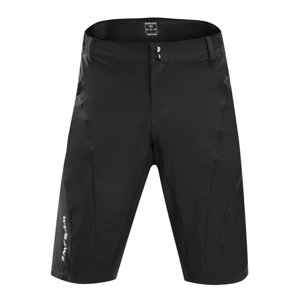 Shorts-Cuissard-De-Velo-Cyclisme-Respirant-Sechage-Rapide-Ultra-Leger miniature 12