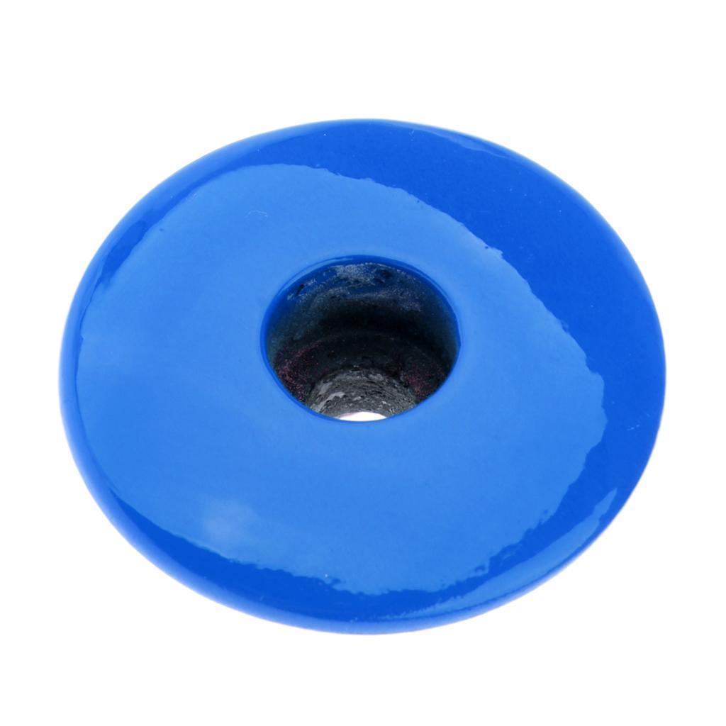 Cuffia-Top-Cap-Headset-Top-Cap-Coperchio-Accessori-di-Bici miniatura 24