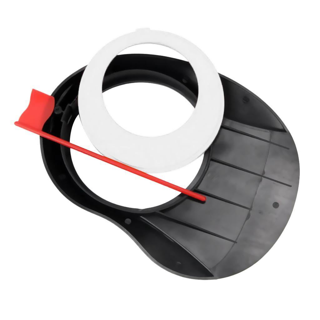 Foro-per-bandiera-per-allenamento-di-golf-indoor-all-039-aperto miniatura 11