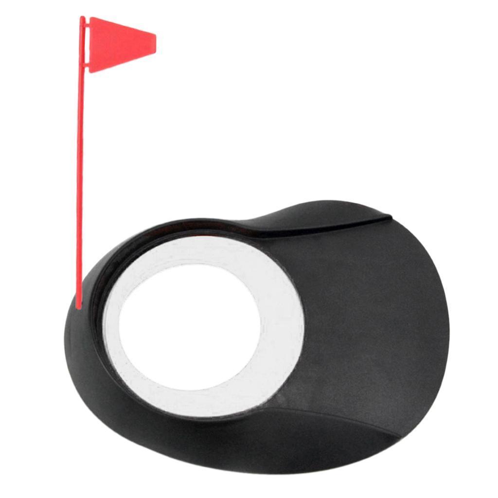 Foro-per-bandiera-per-allenamento-di-golf-indoor-all-039-aperto miniatura 12