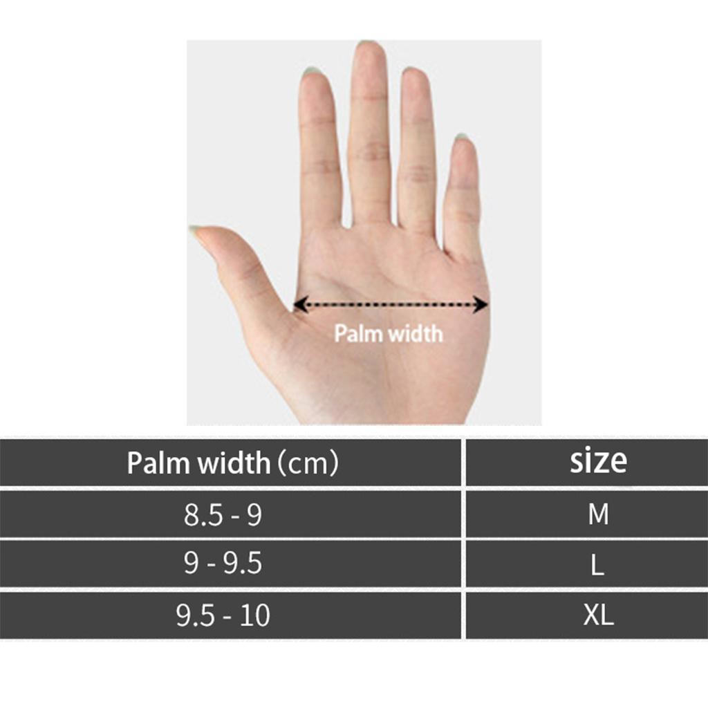 Full-Finger-Breathable-Gloves-Touch-Screen-Motorcycle-Bicycle-Riding-Mittens miniature 4