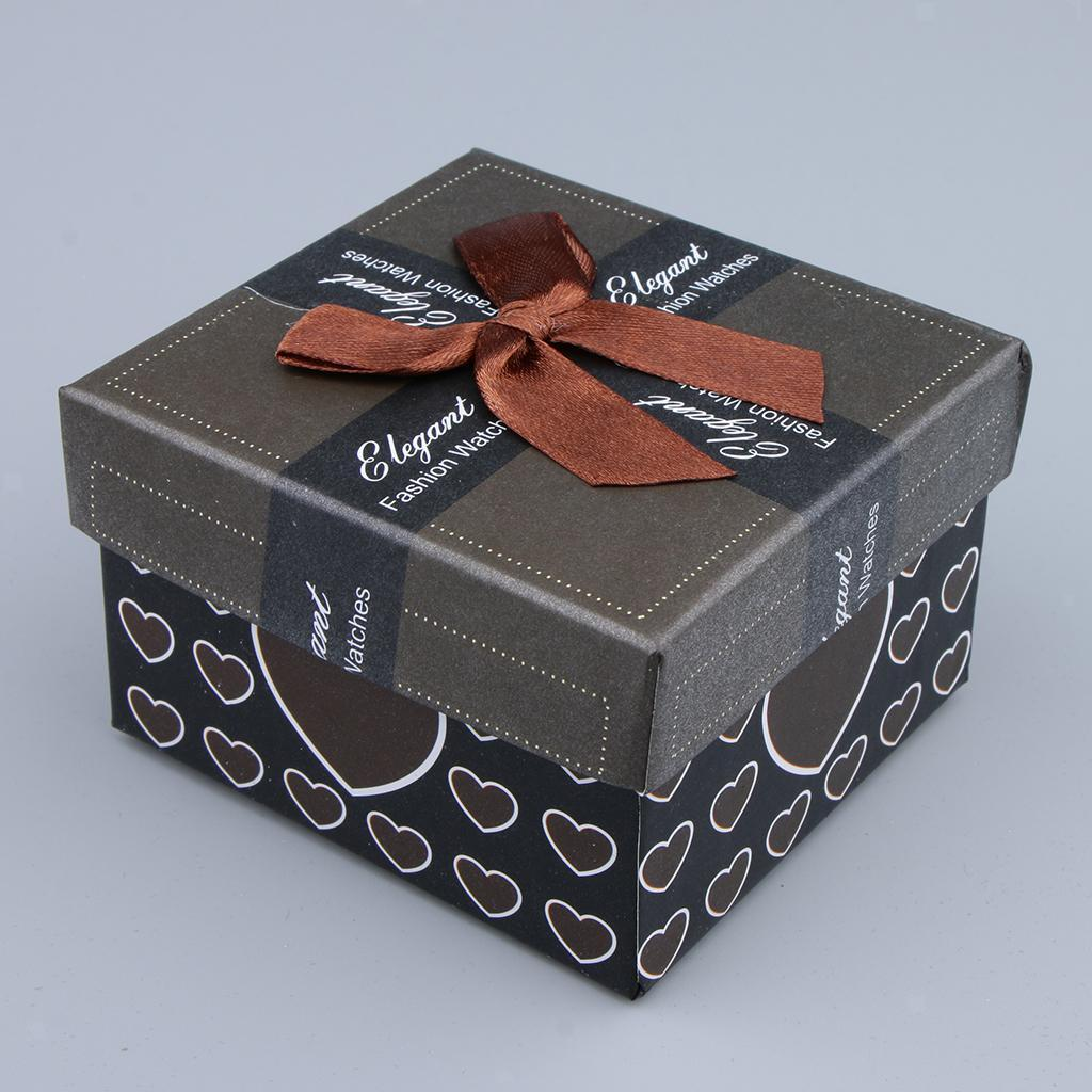 6pcs-Paper-Cardboard-Jewelry-Gift-Boxes-Watch-Ring-Earring-Bracelet-Storage thumbnail 12