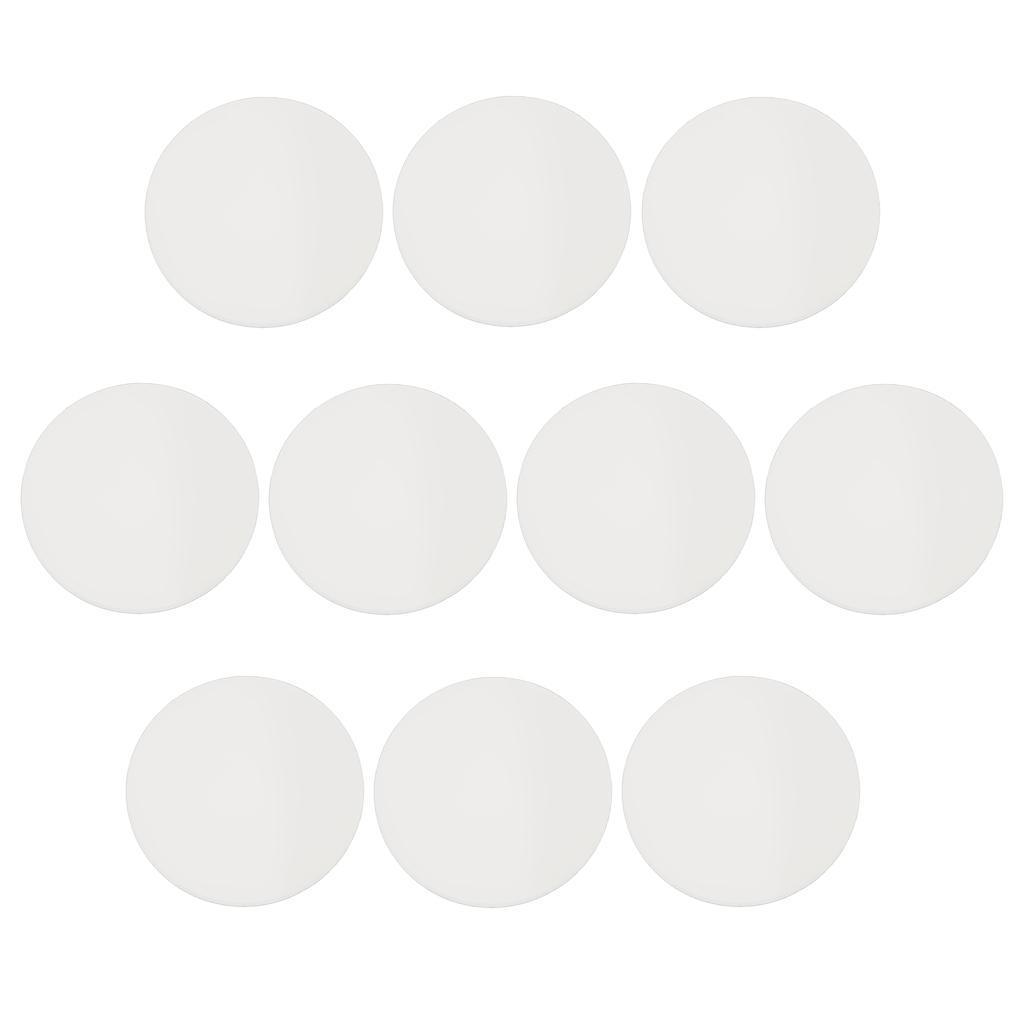 10-Pezzi-1mm-Di-Vetro-Minerale-Di-Spessore-Piatto-Per-Sostituire-Parti miniatura 21