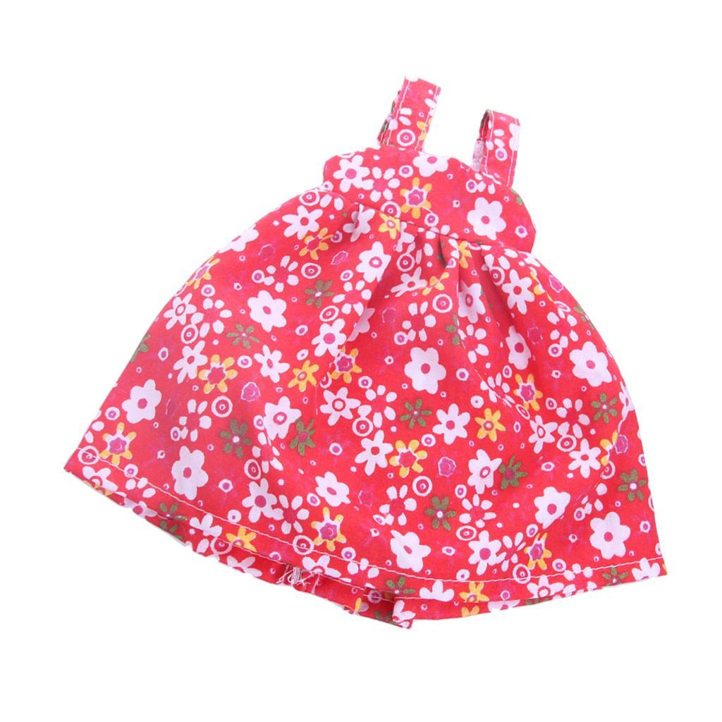 14-inch-Dolls-Lovely-Clothing-Party-Dress-Casual-Suit-for-American-Doll-Outfit thumbnail 9