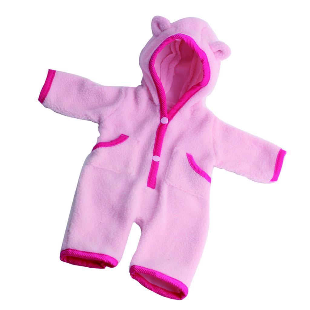For-18-039-American-Doll-Doll-Generation-Doll-Clothes-Pajamas-Swimwear-Bikini-Shirt miniature 10