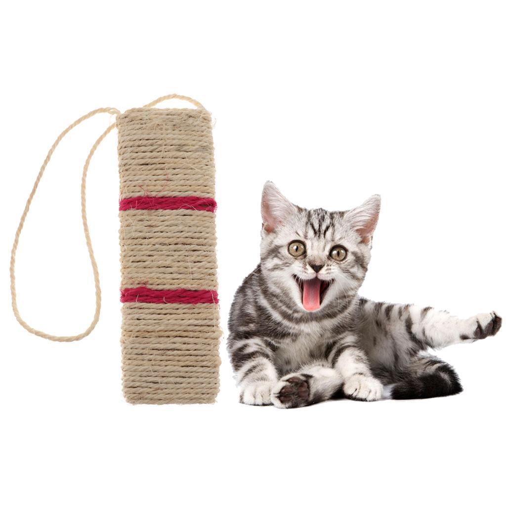 Hanging Cat Scratcher Mat Scratch Board Scratching Post