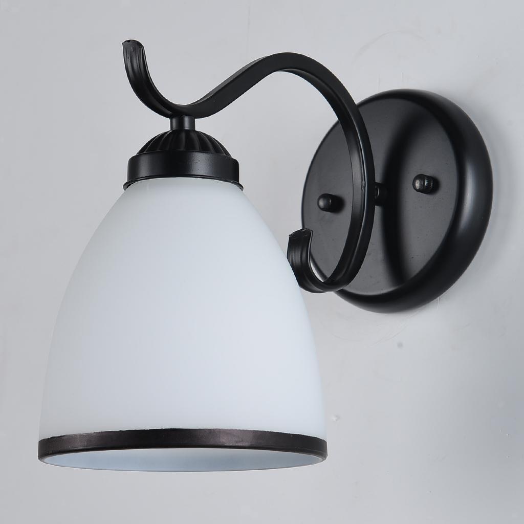 E27-Light-Holder-Replacement-White-Glass-Light-Shade thumbnail 9