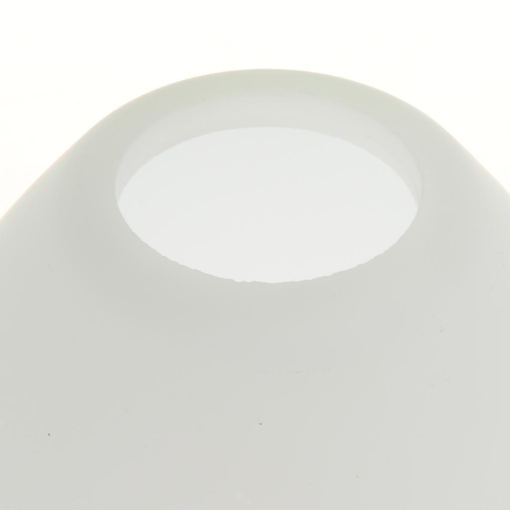 E27-Light-Holder-Replacement-White-Glass-Light-Shade thumbnail 8