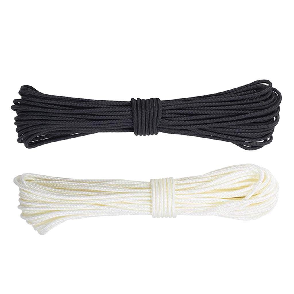 10m-D-Loop-Material-Bow-String-Bowstring-for-Archery-Compound-Bow-0-2cm-Dia thumbnail 4