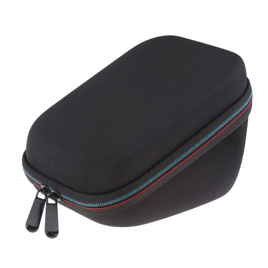Premium Carrying Case Travel Bag for Omron 10 Series Blood Pressure Monitor, Black
