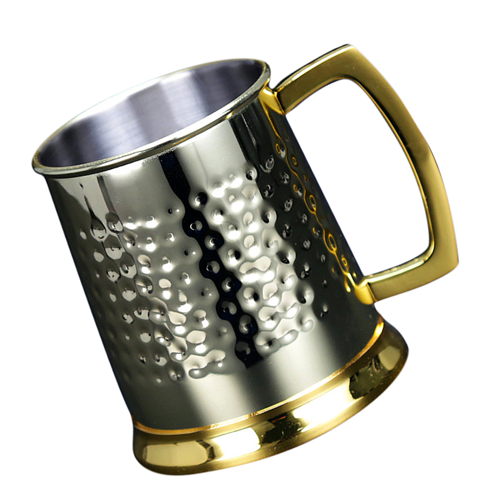 18oz-Cold-Drinkware-Moscow-Mule-Mugs-Coffee-Cup-Hand-Crafted-BPA-FREE thumbnail 6