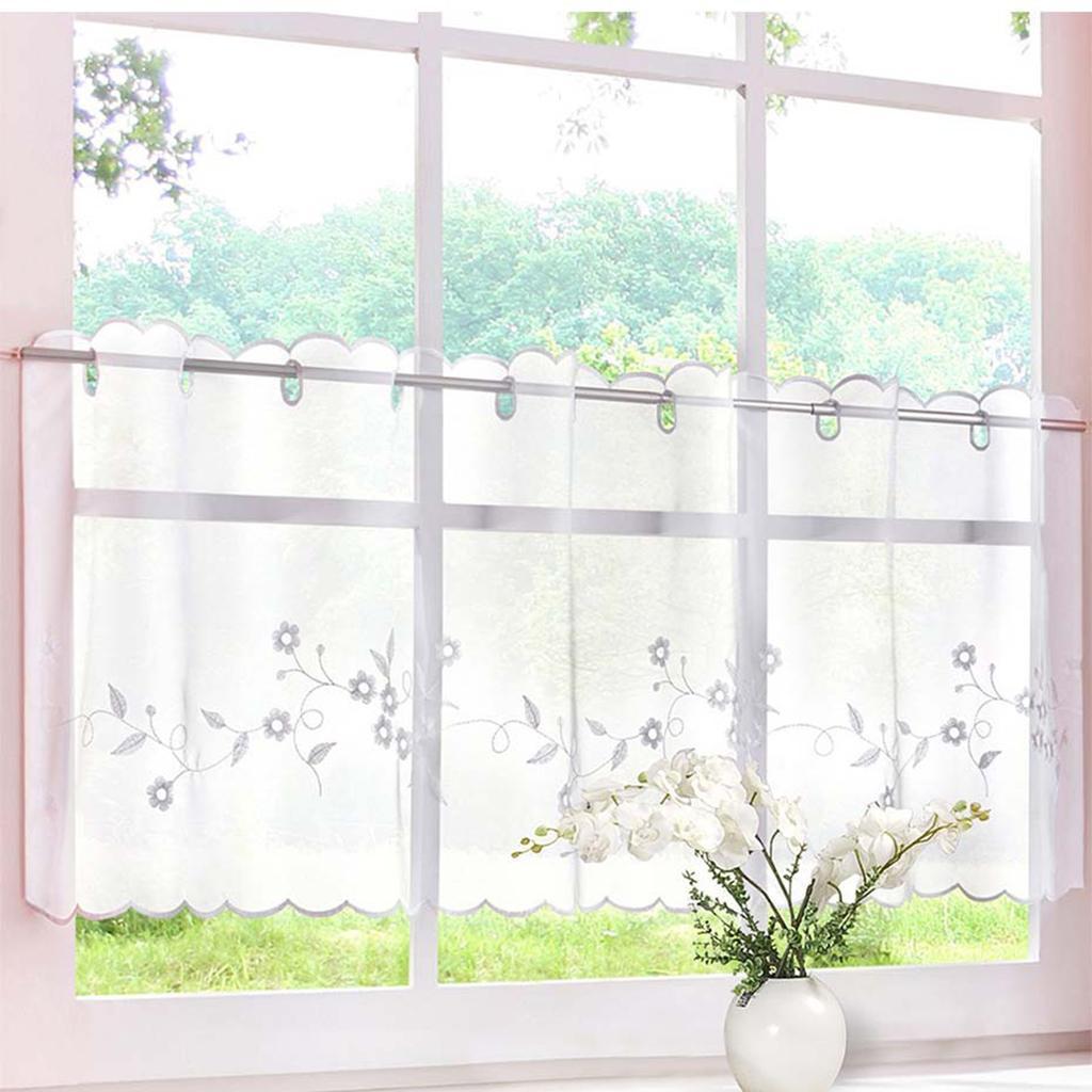 Photo De Rideau Pour Fenetre détails sur rideau obscurcissement demi curtain pour petite fenêtre
