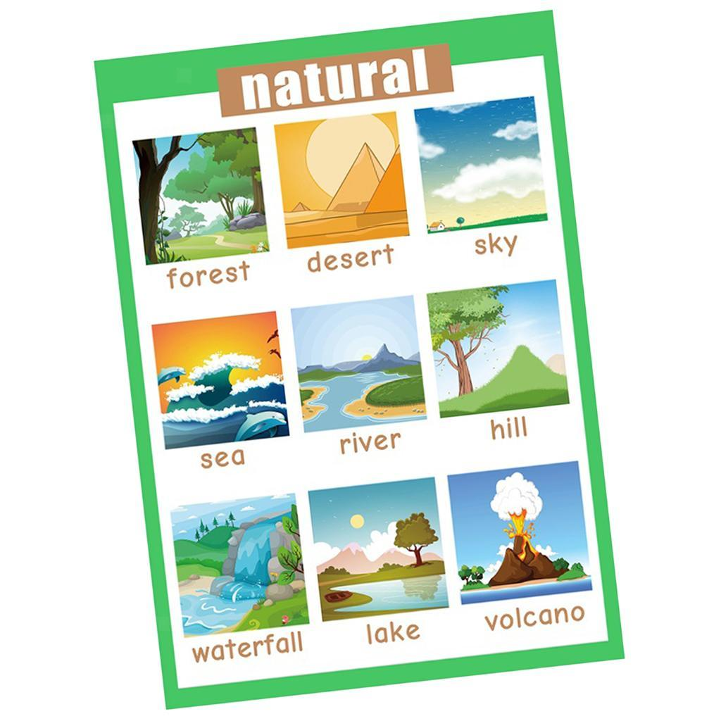Toddlers-Kids-Fun-Early-Learning-Educational-Posters-Chart-for-Preschoolers thumbnail 50