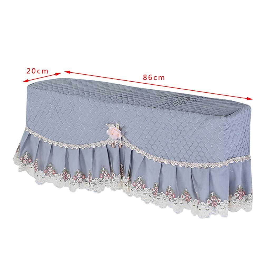 Household-Air-Conditioner-Dustproof-Cover-Protective-Cover-Home-Decoration thumbnail 4