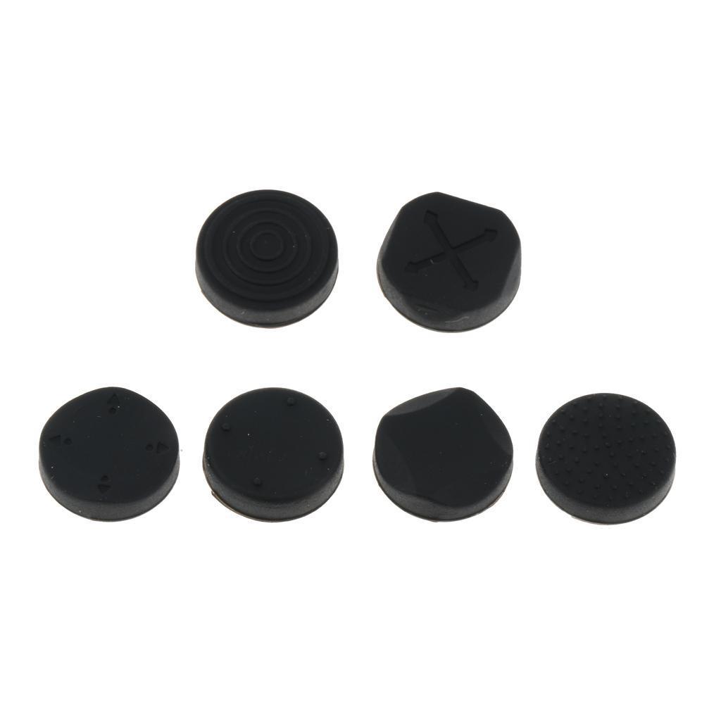 6Pcs-Analog-Stick-Cap-Thumb-Grips-Cover-for-Playstation-PS-Vita-PSV1000-2000 miniature 9