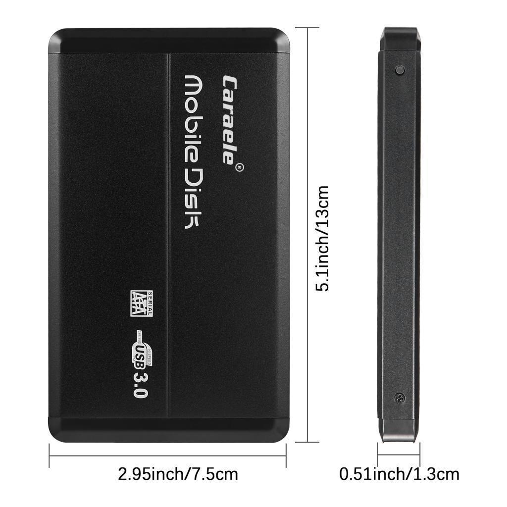Enclosure-per-disco-rigido-per-disco-rigido-esterno-SATA-esterna-SSD-da-2-5 miniatura 5