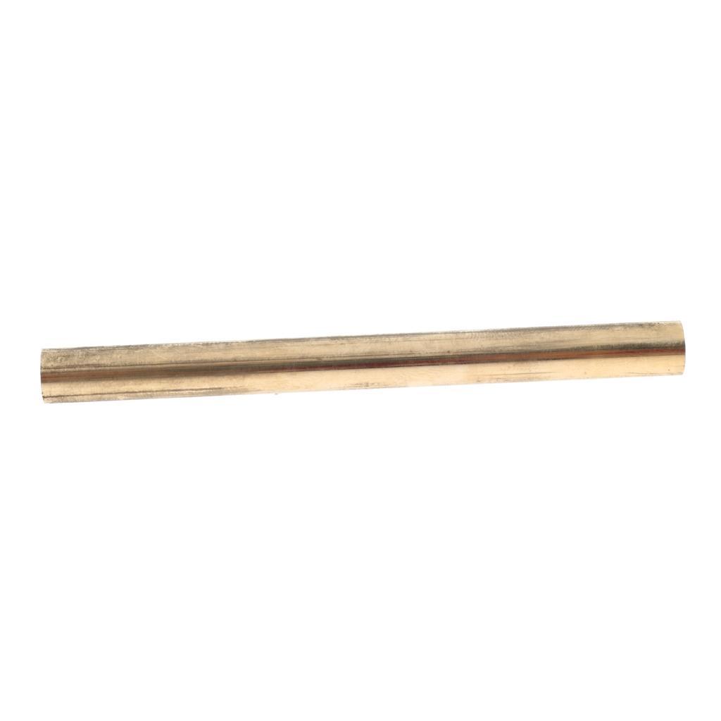 High Quality Brass 4 inch//10cm Lathe Bar Stock Diameter 10mm Solid Brass Round Bar Rod