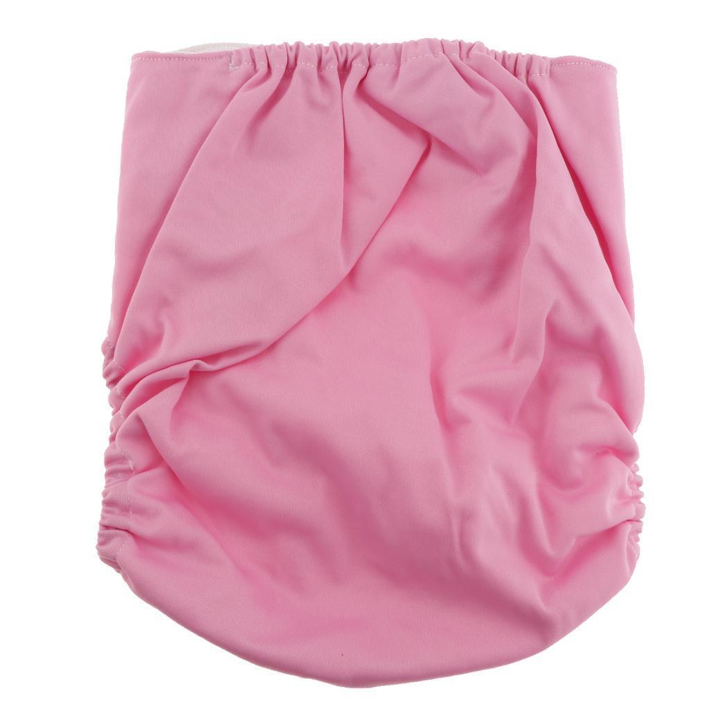 Panales-De-Tela-De-Los-Ninos-Panales-Impermeables-Pantalones-Panales miniatura 4
