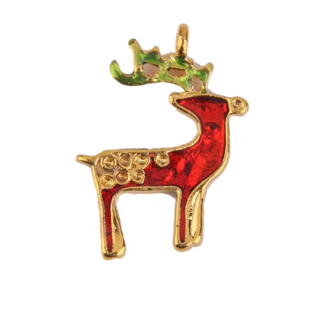 Pendentifs-Breloques-Charms-pour-Bijoux-Collier-Bracelet-DIY-Artisanat miniature 10