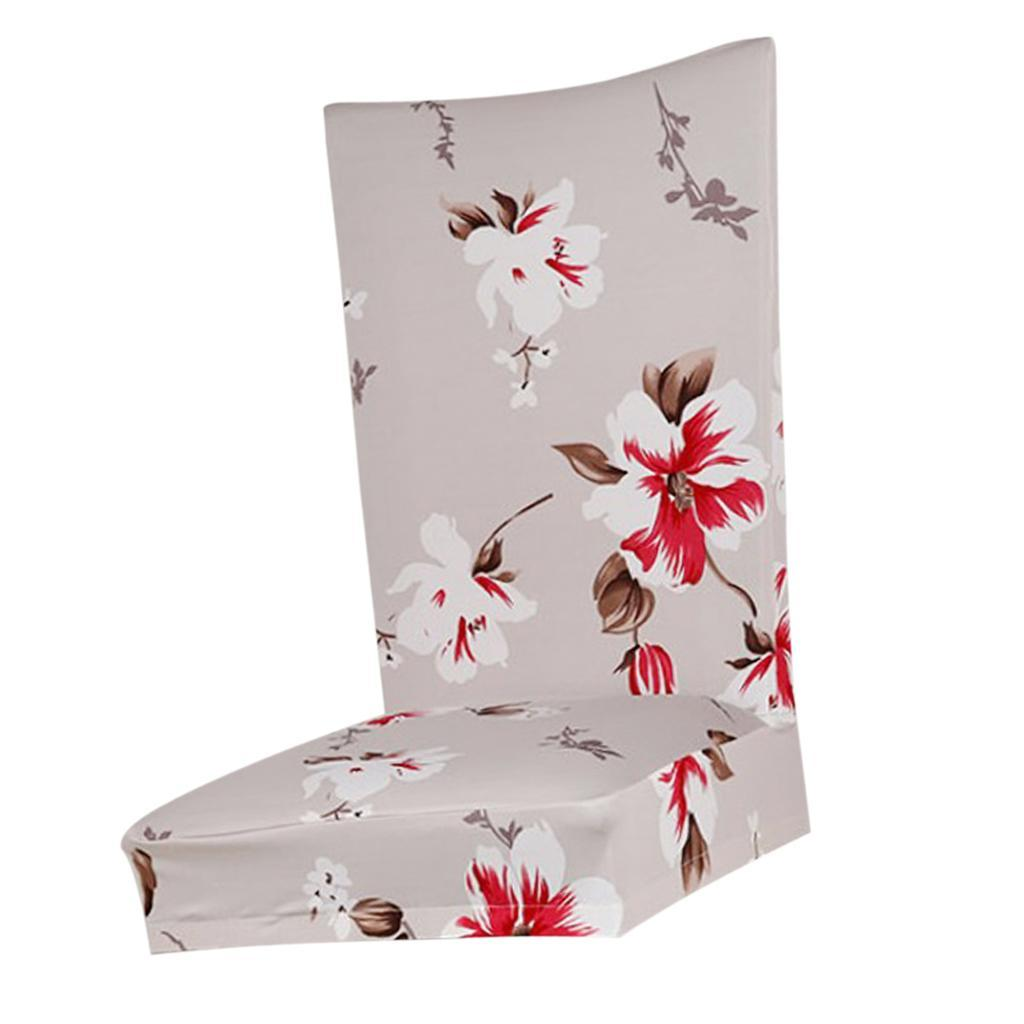 Dining-Room-Chair-Slipcover-Cover-Stretchy-amp-Washable-Wedding-Banquet-Decor thumbnail 3