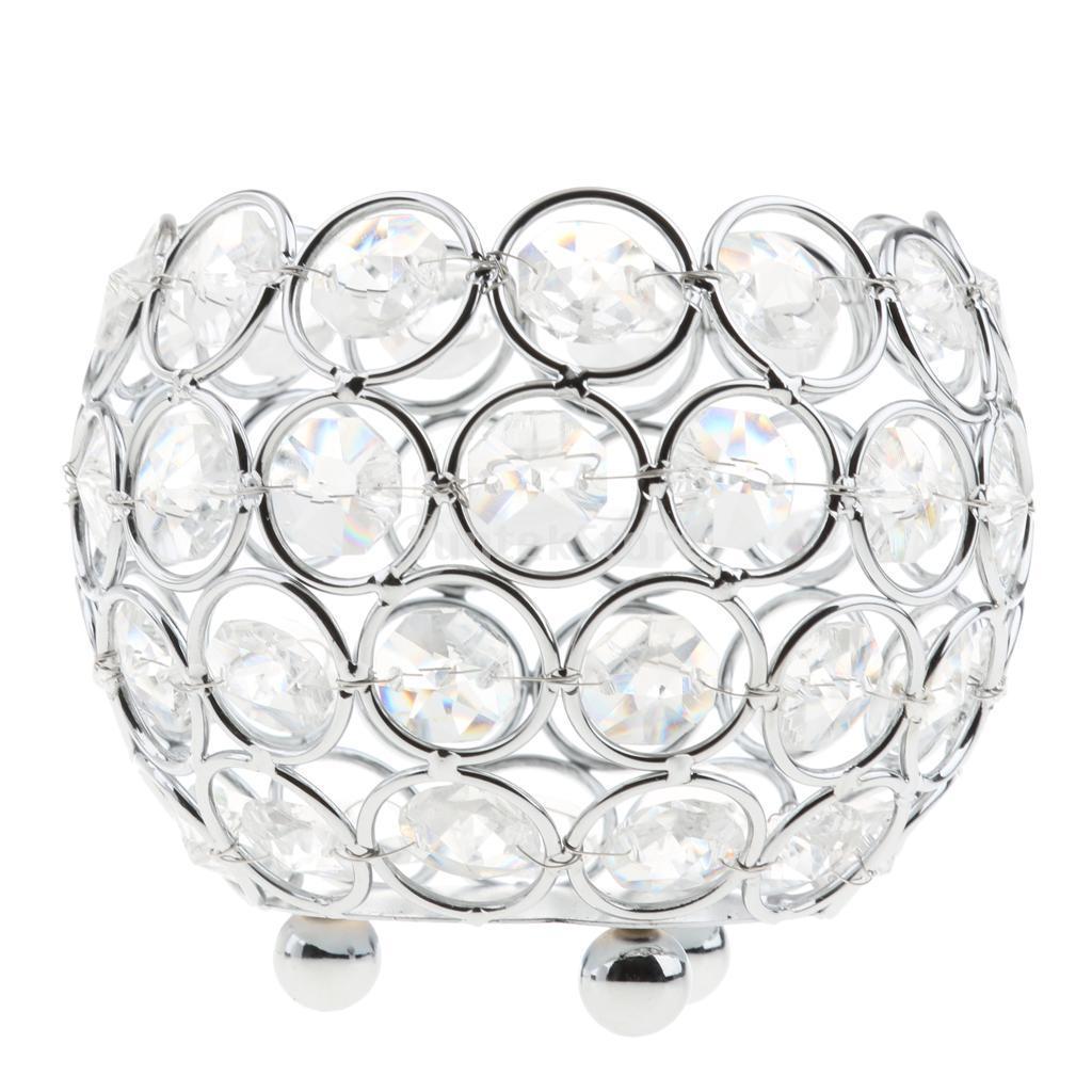 3-Design-Arm-Pillar-Crystal-Cup-Candle-Holder-Candelabra-Wedding-Table-Decor thumbnail 20