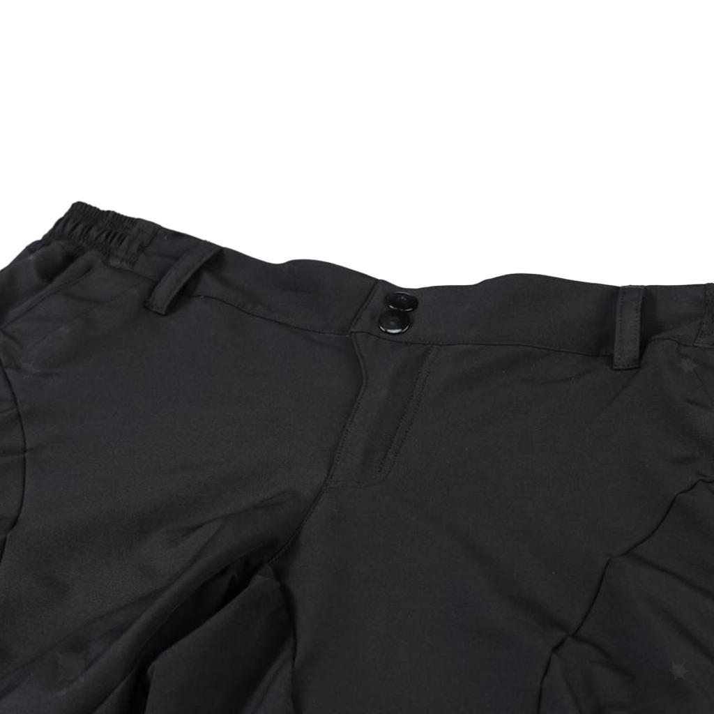 Shorts-Cuissard-De-Velo-Cyclisme-Respirant-Sechage-Rapide-Ultra-Leger miniature 19