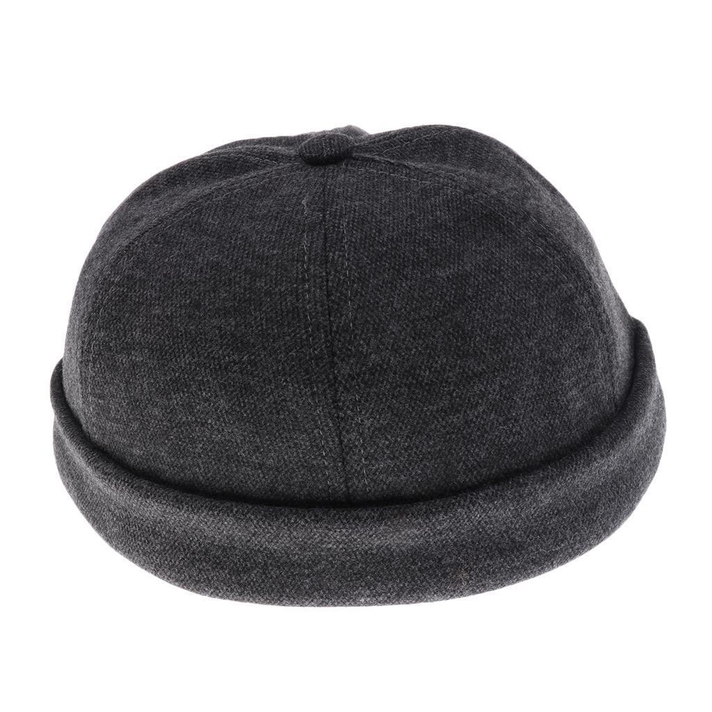 2pcs-Bonnet-Docker-en-Coton-Retro-Style-Chinois-pour-Homme miniature 23