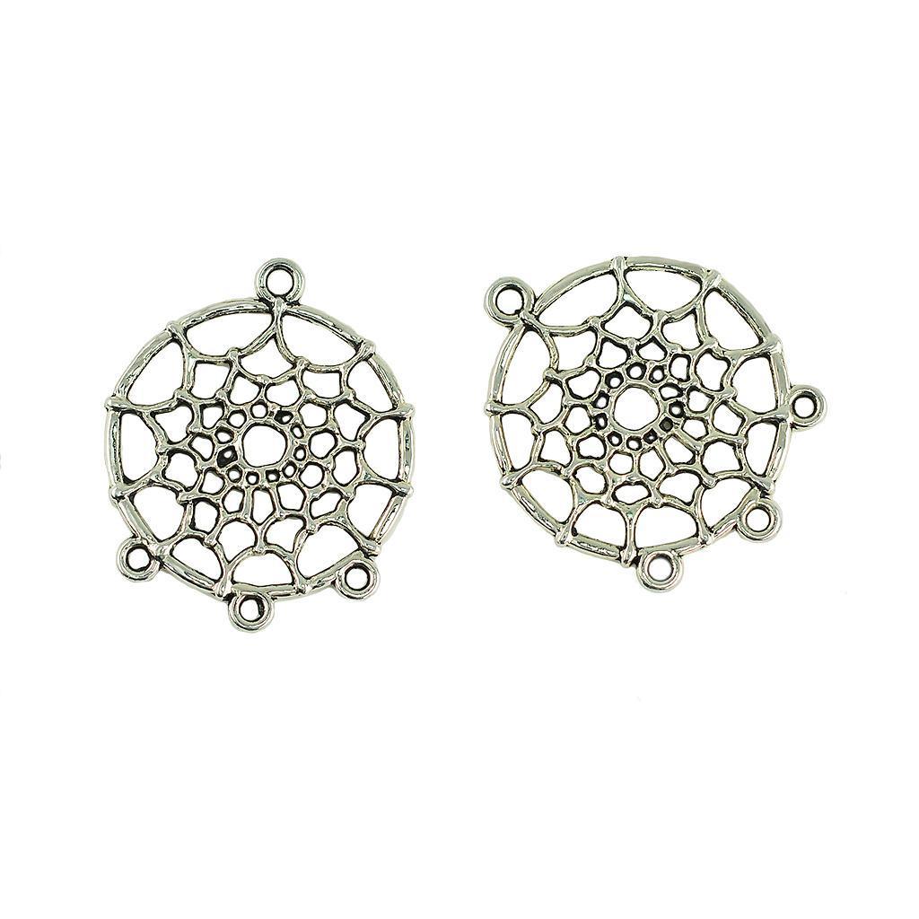 Pendentifs-Breloques-Charms-pour-Bijoux-Collier-Bracelet-DIY-Artisanat miniature 28