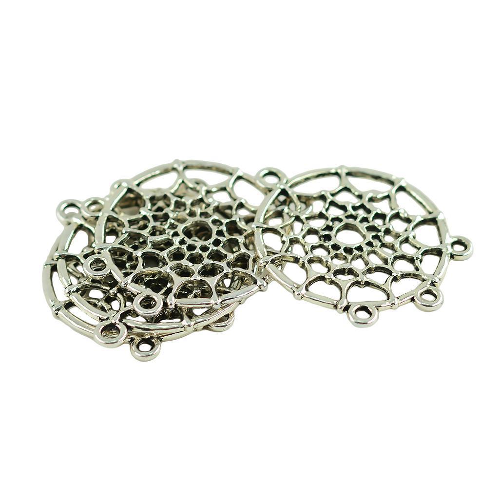 Pendentifs-Breloques-Charms-pour-Bijoux-Collier-Bracelet-DIY-Artisanat miniature 25